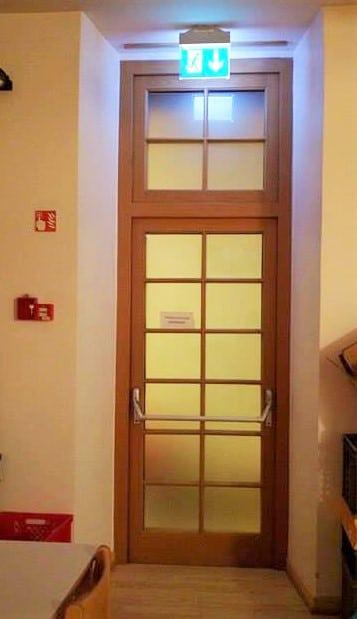 protipožarna vrata