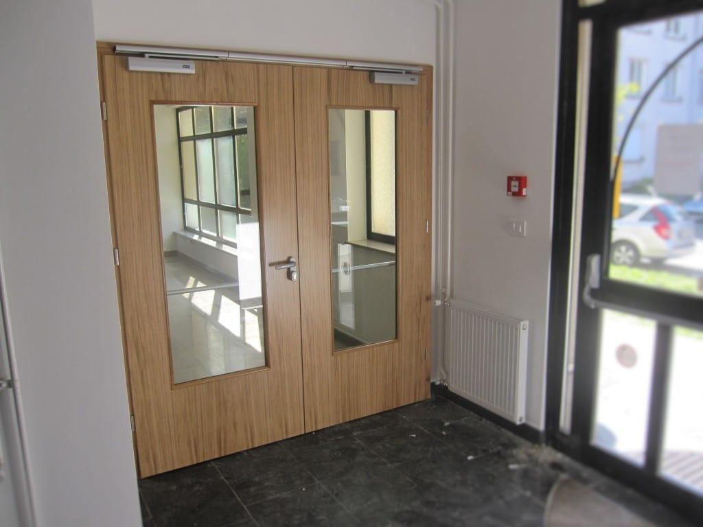 protipožarna vrata EI30